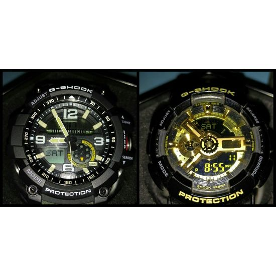 """BIRTHDAY GIFTS BE LIKE:- Casio G-Shock """"GG-1000"""" and """"GA-110GB"""". Casio Gshock Collection Watch Lover Watchesofinstagram GshockCasio Gshocknordic Gshock_Lover Gshocksessions Gshockking GShockAddict Gshockwatches_id Casioclassic Sportwatch Gshocksessions Gshocklondon Gshock_id Gshockphilippines Time No People Close-up Navigational Compass Clock White Background Day Minute Hand Outdoors Clock Face"""