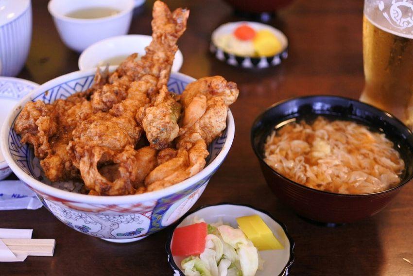 天丼 TENDON Tokyo 大黒屋 Daikokuya 下町