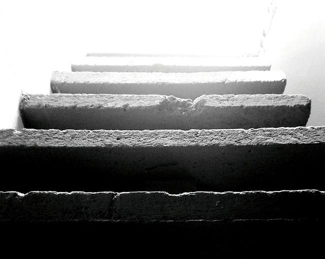 Um passo de cada vez e o alvo vai ser alcançado.