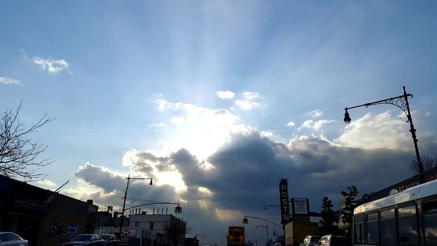Sky Cloud - Sky Outdoors No People Day NYC Photography EyeEm Best Shots Still Life Photography Urban Jungle This Week On Eyeem BronxPhotography The Bronx Boston Rd