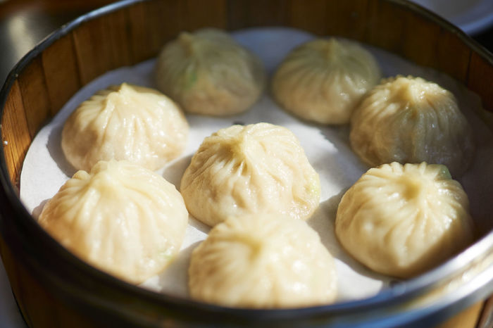 Chinese Food Close-up Food Foodporn Mandu Shaorongbao Sony A6000 Zeiss32mmf18