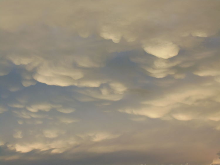 The Purist (no Edit, No Filter) Exploring Style Sky Cloud - Sky Nature Beauty In Nature Scenics Thunderstorm Astrology Sign My Year My View EyeEm Best Shots EyeEm Gallery Blue Sky Clouds And Sky Beauty Of Nature Beauty In Nature No Edits No Filters Mammatus Clouds