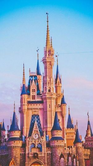 History Business Finance And Industry Cityscape Architecture Travel Destinations Arrival City Urban Skyline Outdoors Nautical Vessel No People Day Sky Nice Day WOW BYOPaper! Disneyland Live For The Story