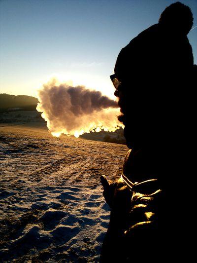 Cloud - Sky VapeLife Vapecommunity Sunset EyeEm Best Shots Nature Men Outdoors Day Smoke - Physical Structure First Eyeem Photo