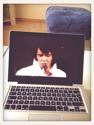Elvis+Mac