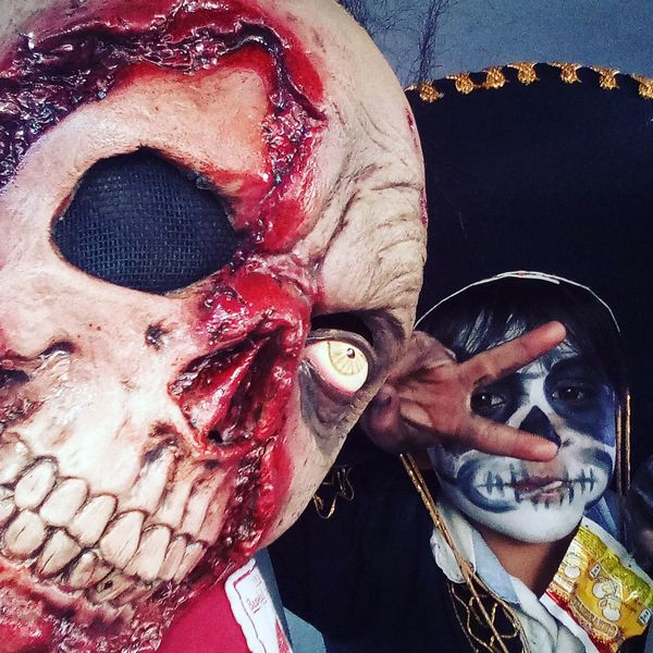 People Real People My Baby <3  I Love My Baby  MyPhotography Mexico_maravilloso Mybabyboy❤️❤️❤️❤️ Diademuertos2017 México MyLove❤ Veryhappy Mychildrens Mexican Culture MexicanTradition