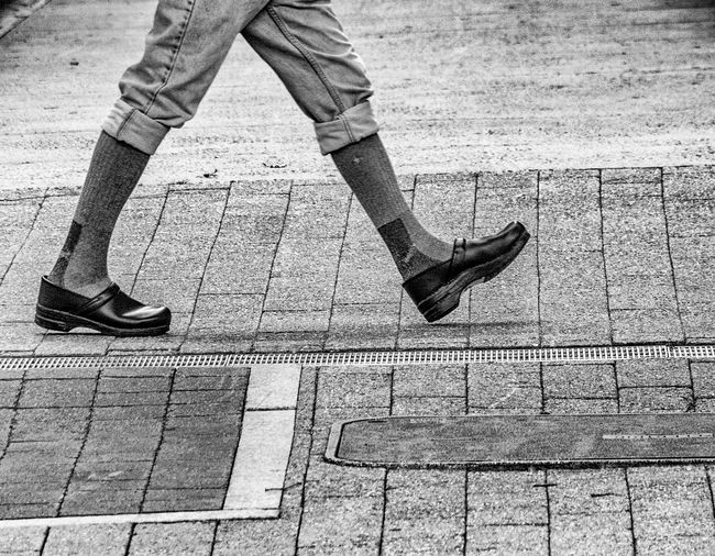 Sock Pride Check This Out Person Lifestyles Walking Hanging Out Taking Photos Black And White Photography Blackandwhitephotography Black And White Collection  Urban Fashion Urbanexploration Urban Streetphotography Street Artistic Photography Artistic Nikonphotography Nikon EyeEm Gallery EyeEm Best Shots Shoes Shoes ♥ ShoePorn Raleigh