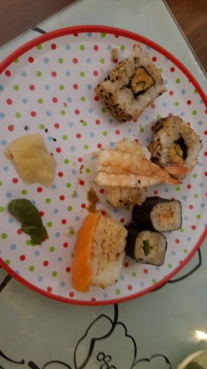 Lecker Essen  Sushi Time Leipzig Fotografiert Diewocheaufinstagramde SamsungS6 Food Photography Sushi Leipzigram Street Food Worldwide Leckerschmecker