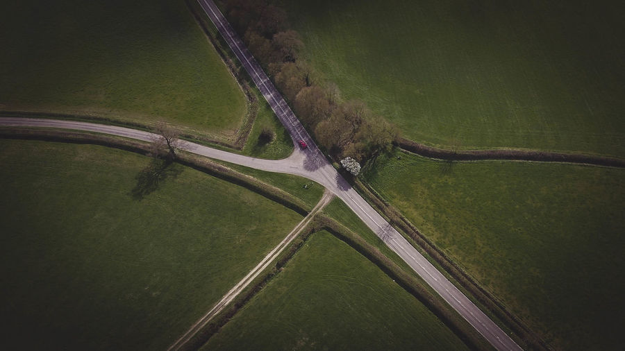 Country drive Aerial View Rural Scene Photograph Eyemphotography EyeEmNewHere EyeEm Best Shots EyeEm Nature Lover Green Color Tranquility Beauty In Nature Countryside Life Dronephotography Field EyeEm Best Edits Eyemdroneview