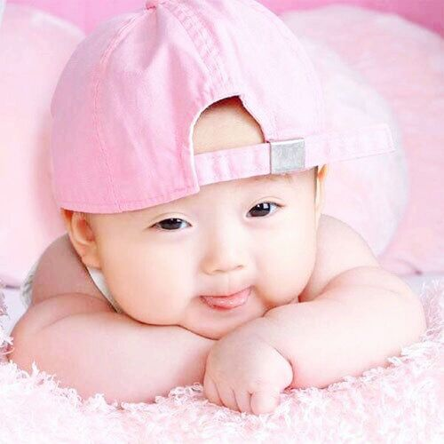 Baby Pink Color Childhood Cute ♡!!! Paint As Pink