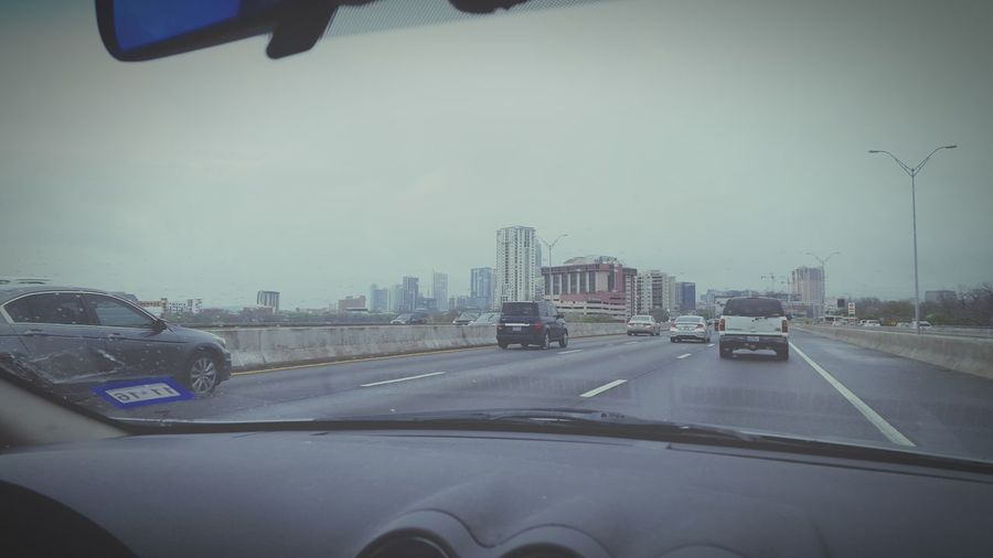 Transportation Car Road On The Move City Street Travel Windshield Traffic Moving Car Interior Vehicle Interior Personal Perspective Austin Austin Texas Austin, TX Driving Driving To Work I35 I35North Texas Texaslife Work Conference Late