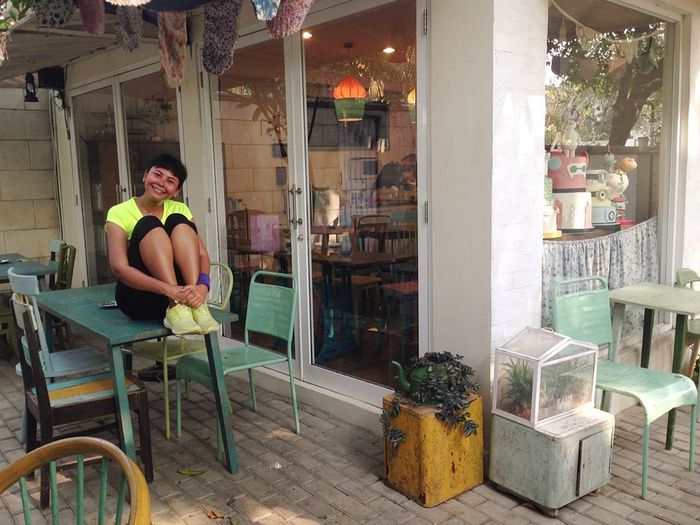 Putri, At Cordelia Coffee Shop. Friends By ITag Atmaer's Forever Friends - ITag A Place By ITag The City I Live In View By ITag Runners By ITag