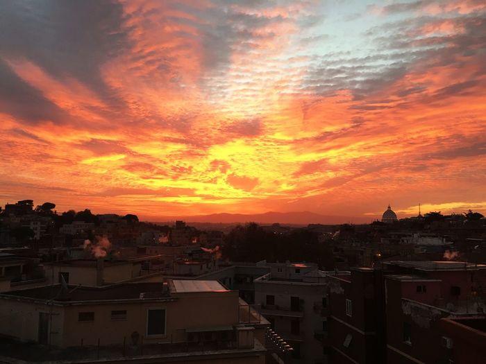 Rome Pzs Sunset First Eyeem Photo