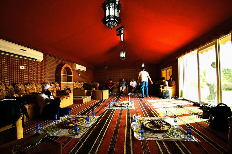 Saudi Arabia Traditional Tent for Lunch and dinner invitations out in the desert or in personal farms or in Oasis Arabian Farm Farm Life Farmer Farmhouse Lunch Break Lunch Time! Saudi Arabii Arabic Style Arabiiandoll Day Guesthouse Guests Hospitality Indoors  Oasis Oasis In The Desert Oasis Of The Seas Tent