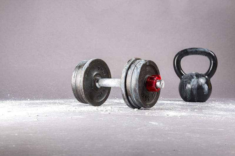 kettlebell and Magnesia Kettlebells Perspective Close-up Day Dumbbell Dumbbell, Dumbbells, Fitness, Gym, Isolated, White, Workout, Healthy, Background, Sport, Lifestyle, Top, Health, Woman, View, Vector, Weight, Concept, Water, Bodybuilding, Flat, Bottle, Fit, Pink, Power, Muscular, Nobody, Row, Strength, Dumbell, Exercise, Dumbbells Fitness Fitness Training Health Healthy Lifestyle Indoors  Kettlebell  Magnesia Muscles No People Sport Sports Strength Training Training Training Equipment Weight Workout Workout#gym#fitness Workouts