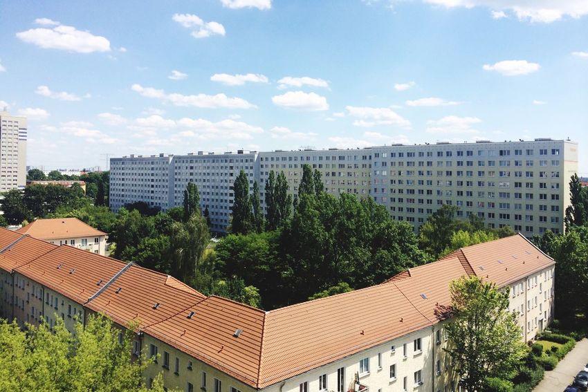 East Berlin Der Himmel über Berlin Ostberlin