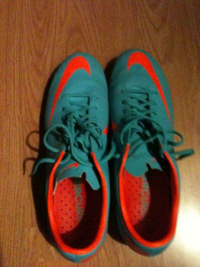 My Soccer Cleats!!!!⚽