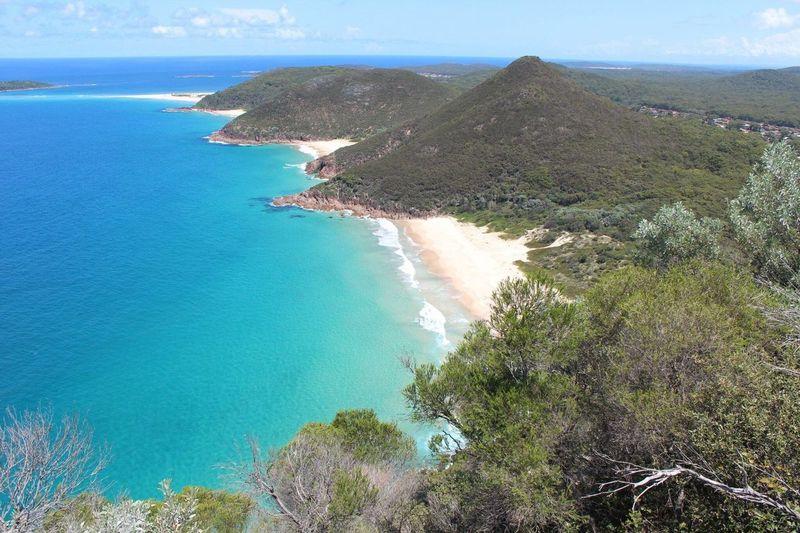 Sea Cliff Beach