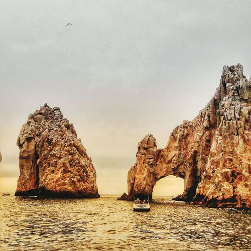 El arco del fin del mundo Travel Photography Tranquility Travel Vacations Los Cabos Mexico Beauty Life Amazing Sea Nature Day