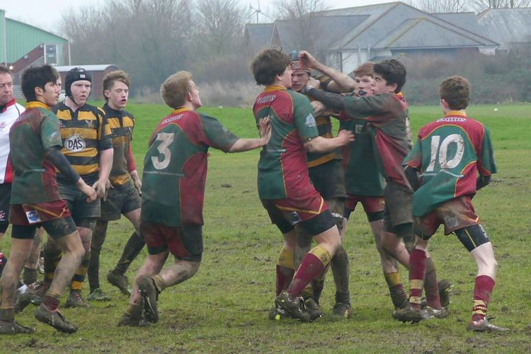 Rugby Fight Rugby Sport Sports Photography Hornets Rugby Club Hornets Nest Hornets Rfc