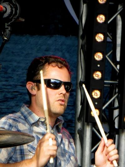 Peter Ellard Scouting For Girls Live Music Drummer Gig