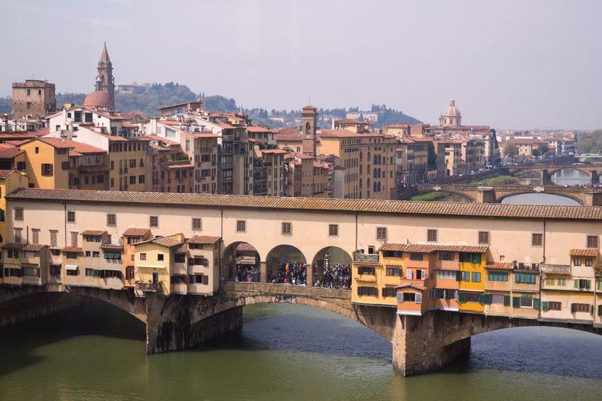 Architecture River Waterfront Water City Travel Destinations Bridge Travel Firenze Florence History Florence, Italy Italy 🇮🇹 Italia Ponte Vecchio EyeEmNewHere River Arno Historic