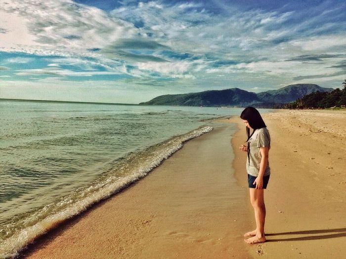 """ทะเล จะช่วยปลอบเธอ"""""""