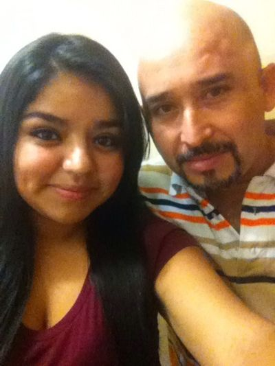 With My Dady