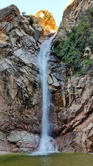 Cascata S'Illiorai Cascata Water Cascade Outdoors Natural Phenomenon Magnificentsardegna Scenics Nature Bitti