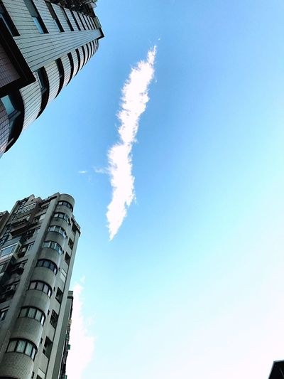 Sky Blue Outdoors City Nature Building Exterior Day Love 54yunyun