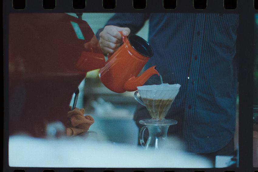 #NikonFM #Kodakultramax Nikon FM Kodak Ultramax 400 Caffè Drip Coffee
