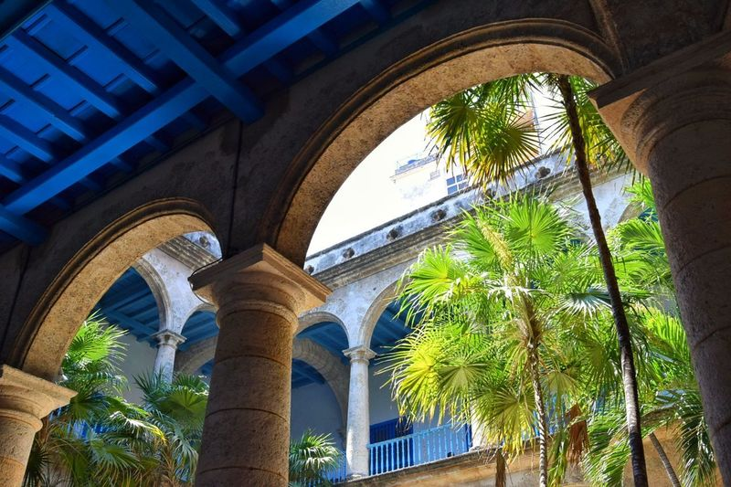 Architecture Arch Indoors  Travel Destinations No People Built Structure Day Outdoors Sunlight Architecture Havana Havana Cigars Havanna, Cuba Havanasphoto Live For The Story Been There.