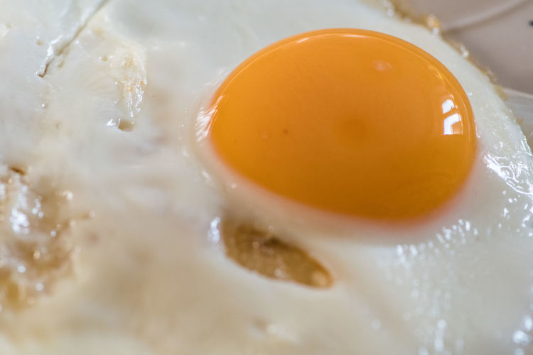 Close-up Day Delicious Delicious Food Egg Yolk Eggs Food Food And Drink Food Porn Freshness Fried Egg Indoors  Macro Macro Beauty Macro Photography Mealtime No People