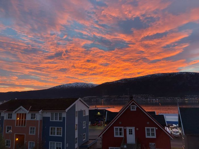 Photo taken in Tromsø, Norway
