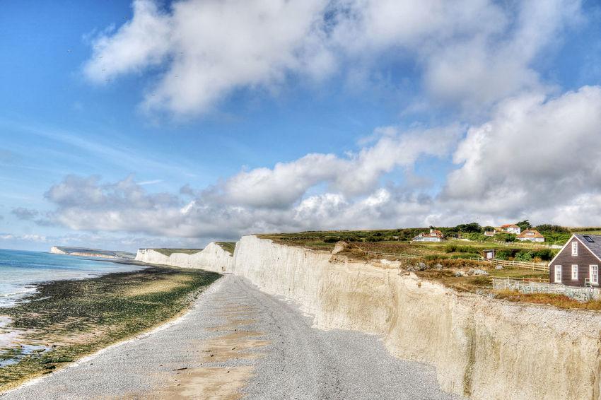 Beach Beachy Head Day England Outdoors Sky South England Sussex
