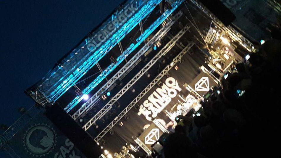 EskimoCallboy Olgas Rock Oberhausen Germany Night Concert Concert Photography Musicfestival Festival