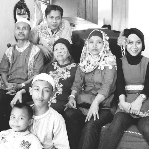 The Moment - 2014 EyeEm Awards Eid Mubarak 1435H Edisi Lebaran My Family