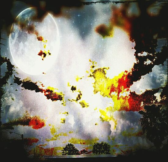 Airplane Crash R.I.P. God Bless You All Artistic Picture Art Mobile Photography Explosions In The Sky