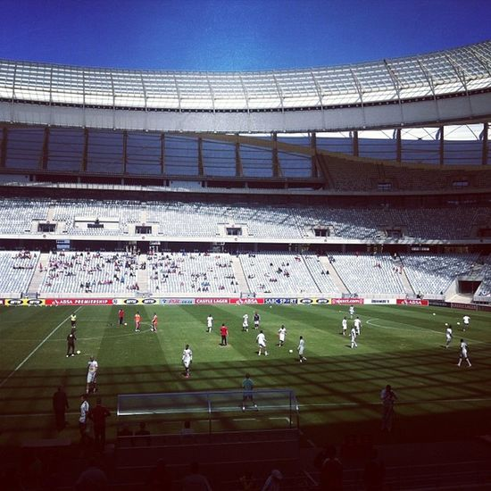 Ajax Cape Town getting ready to face Black Leopards Capetown Soccer Football Psl fifa