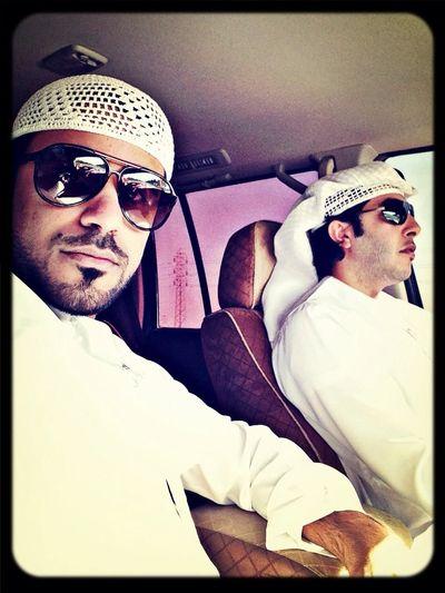 Enjoying Life On The Road Abudhabi