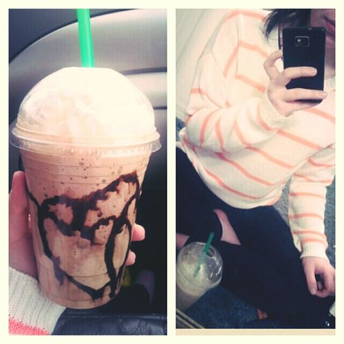 Starbucks Mybaby Frappe Lets Get Married