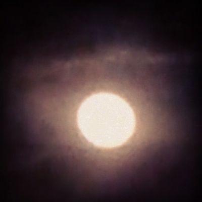 Olha pro céu meu amor, olha como ele está lindo Moon Superlua Manaus Amazonas Setembro