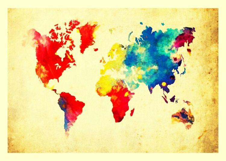 I wish travel world.