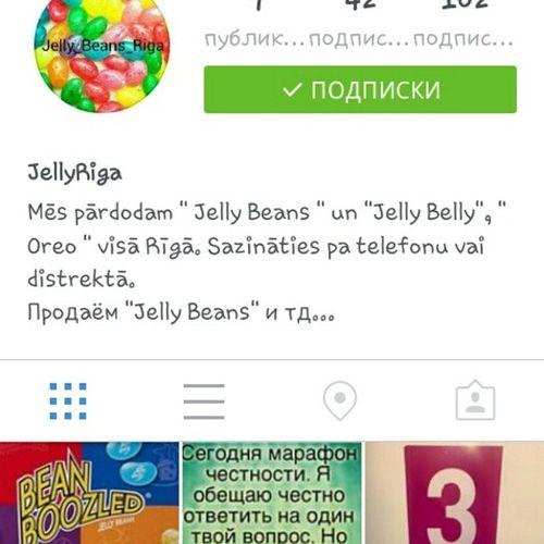 Подписывайтесь на @jelly_beans_riga