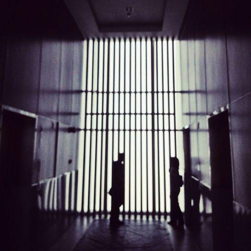 Light & Shadows Indoors  People Lobby