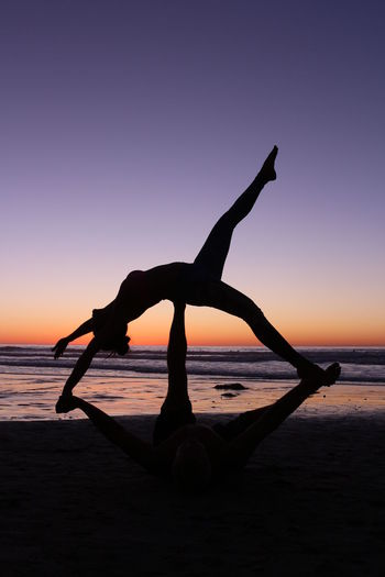 No one has to like what I like . Or see what I see. To me , any image I create can mean something or relate to me or may be a part of my future stories I will , I hope, I'll write someday . Art On The Beach Yoga Art Sunset Golden Sand Silhouette