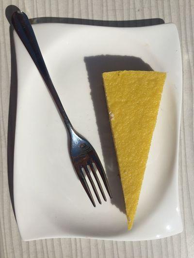 Gluten Free Mango Cake Breakfast
