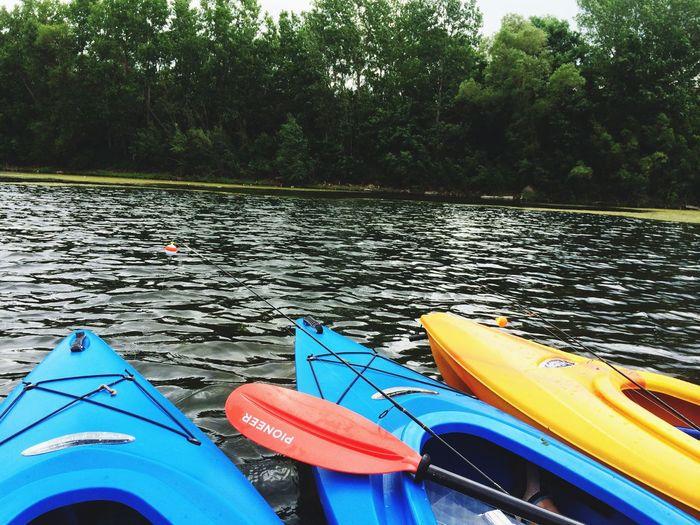 Kayak Kayak Fishing