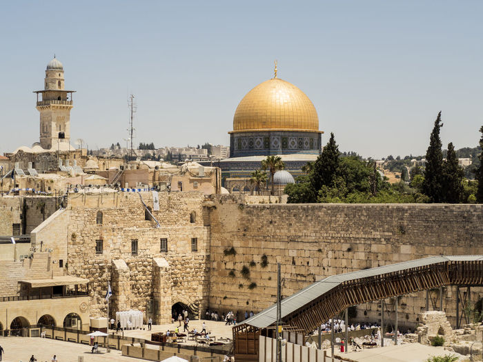 #alaqsa #gerusalemme #golden #goldendome #israel #israele #jerusalem #june2017 #olympus #omd #omdem5markii #PRAY #ramadan #solotravel #sunnyday #travel #westernwall Architecture City Dome History Outdoors Religion Spirituality Travel Destinations