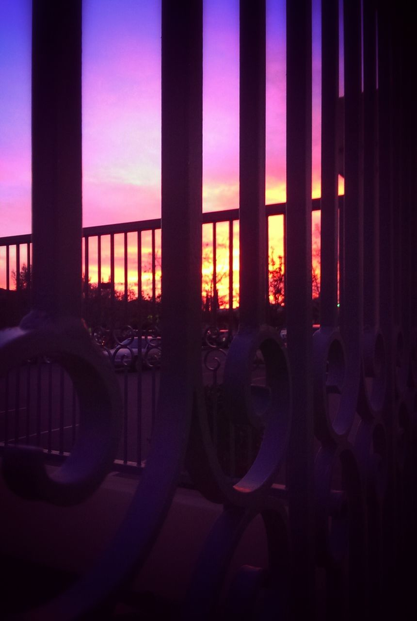 no people, sunset, indoors, architecture, sky, close-up, day